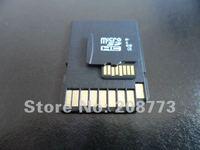 Wholesale Genuine MicroSD card 8GB Transflash TF card Memory Card + Original Adapter + Box + Free Shipping