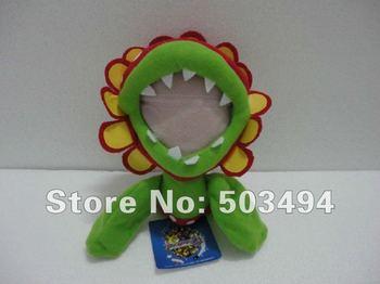 "EMS Super Mario Piranha 6.4"" Plush Doll"
