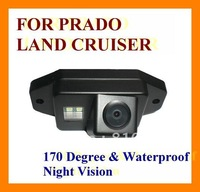 Special car rearview camera reversing Camera  FOR TOYOTA LAND CRUISER PRADO 2700 4000