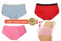 Free shipping 20pcs/lot Ladies underwear, triangular underpants, cotton, Sexy wholesale and retail Women underwear