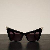 100%UV resistance material fashion  cat eye women sunglasses SN-002