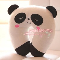NO.6Cartoon characters u-shaped neck pillow pillow pillow pillow cute NAP small lumbar pillow plush toys 1PCS