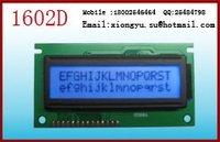 NEW 1602D 16x2 LCM Character LCD Display Module KS0066U Appearance:84.0*44.0*12.0 Field:64.5*16 Dot size:2.95*5.55