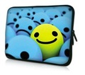 "13"" Smile Face Laptop Sleeve Case Bag Pouch For 13.3"" Apple MacBook Pro,Air,HP Folio,Waterproof,Shockproof"