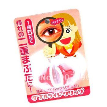 Ladies make up tool plastic mascara false fake eyelash applicator clip +free shipping HOT Selling!!Retail&Wholesale 12pcs/lot