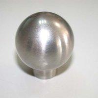 10Pcs stainless steel ball furniture knob/ globe knob/  free shipping