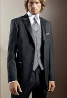 Free Shipping! Wholesale cheap men's suits,2012 New Fashion business suits,wedding suits/wedding tuxedo &Bridegroom F207