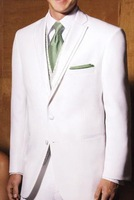 Free Shipping! Wholesale cheap men's suits,2012 New Fashion business suits,wedding suits/wedding tuxedo &Bridegroom F215