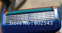 F8s, high quality men razor blade, 8blades/pack, US version/EU version available, razor blades free shipping
