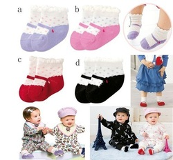 $10 off per $100 order wholesale free shipping cotton baby clothing,children's socks,baby wear,combimini baby socks 10pair/lot(China (Mainland))