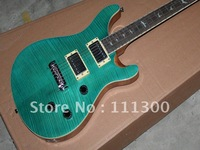 best New Arrival Custom P R S Classic green Electric Guitar Musical Instruments