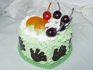 2pcs/lot heart-shaped Strawberry cake piggy bank graduation gift  cream save money box  Hand chocolate