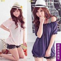 Блузки и рубашки модные рубашки Блузка-70