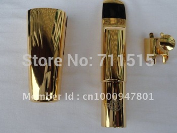 High copy French (Selma) drop B adjustable tenor saxophone S80 mouthpiece 24 K aureate