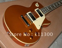 best hot selling golden Custom Style Electric Guitar OEM Musical Instruments