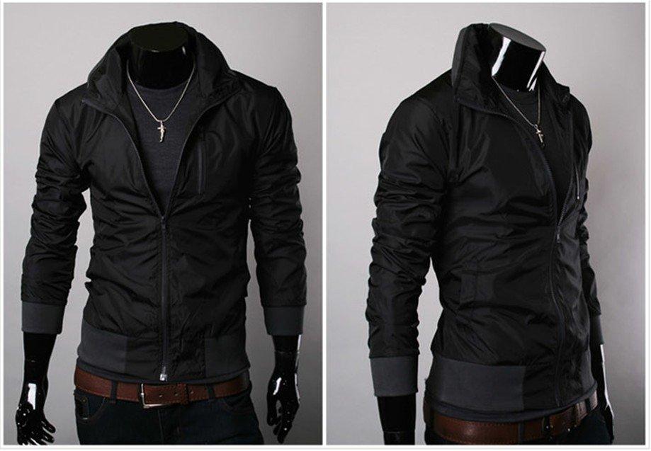 Black Coats For Men