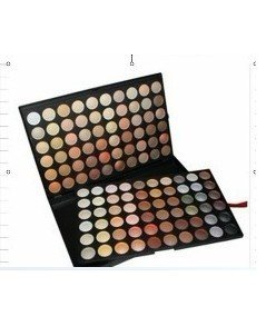 Fashion Pro 120 Colors Eye Shadow Palette 1 Pigmented and Vibrant Wholesale Free Shipping(China (Mainland))