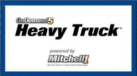 free shipping 2014 promotion Mitchell Heavy Trucks repair manual