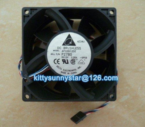 AFC0912DE for DELL Dimension 4700 8400 GX280 MT P/N:P2780 Fan,Case Fan,CPU Cooling Fan(China (Mainland))