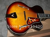 factory Promotions Musical Instruments Style  Holes solid Electric Guitar