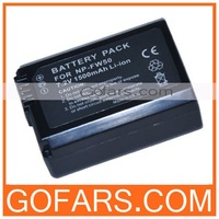 1500mah NP-FW50 Battery for Sony NP-FW50 NEX-3 NEX-5/C A55 A33 NEX-5D NEX-5DB Camera,50pcs/Lot,High Quality,Free Shipping