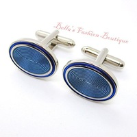 Sell Fashion Men&#39;s Cufflinks,TOP grade quality jewelry, white gold plated shiny cufflinks,factory price,Free shipping,EKC5001318