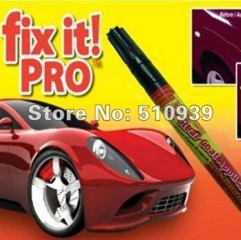 Wholesales!free shipping 10pcs/lot Fix It Pro Clear Car Scratch Repair Pen for Simoniz .