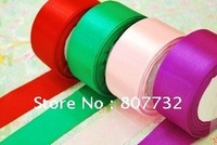 5cm*25yard length ribbon for wedding, party, gifts.High quality. Hundreds of colors for your choice. Wholesale and free shipping