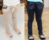 Wholesale baby clothes kids wear children clothing girls pants fashion pants fashion design .