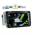 Knight Rider Volkswagen Edition - 8 Inch Android 2.3 Car DVD Player (3G + WiFi, GPS, DVB-T)