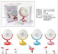 USB /battery Mini Fan, Simple and elegant table  fan. Free shipping! Retail/wholesale