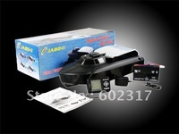 2014 Newest JABO 2BL Remote Control Bait Boat Fish Finder And upgade JABO 2BS Lipo Battery Newest Eiditon Jabo RC fishing boat