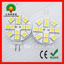 2w LED G4 bulb light input AC/DC8~30V (Dia:31mm) LED G4 light bulb with CE Rohs approval(China (Mainland))