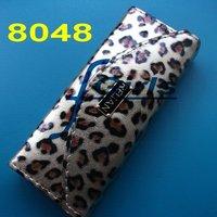 (NO.8048) Relian Mascara Natural Eyelash set leopard, 100sets/lot,free shipping