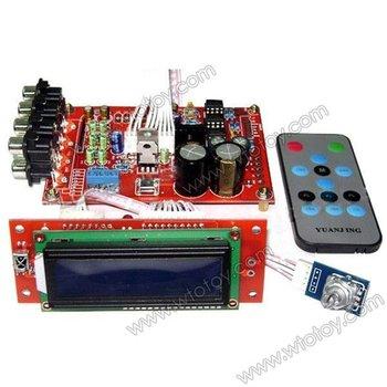 6Way M62446 5.1 Volume Remote Control Preamplifier Kit Amplifer 11574