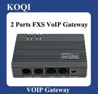 2 FXS VoIP Gateway IAD gateway ATA gateway
