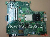 for Toshiba L300 L305 L310 V000138190 AMD laptop motherboard work good