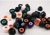 Silicone In-Ear Earphone Headset Earbud Bud Tips, Ear buds, eartips Earplug