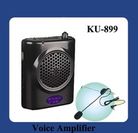 10pcs,freeshipping, USB TF MP3/MP4 player, waistband portable pa amlifier, voice speaker booster,emote control,FM radio