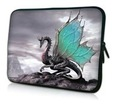 "13"" Dragon Laptop Sleeve Case Bag Pouch For 13.3"" Apple MacBook Pro,Air,HP Folio,Dell,Acer / Waterproof,Shockproof"