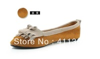 Женская обувь на плоской подошве women's shoes Genuine Leather Casual Shoes Flats Shoes fashionBK x112