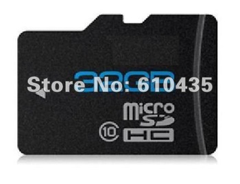 Wholesale Class 10 full capacity 32GB micro sd card brand new and original, Free adapter + Free shipping