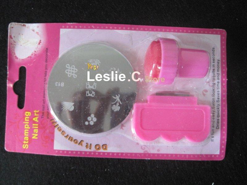 Nail art diy kit the manicured amateur l a girl diy nail art kit nail art polish stamp view images prinsesfo Images