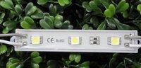 Green Color 3pcs SMD5050 LED Module Lights Waterproof led module super flux DC12V  [ LedBluebell ]