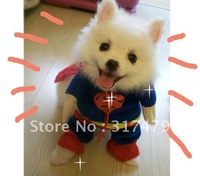 super man Pet clothes dog clothes pet clothing pet apparel,pet products,pet clothing clothes for dogs and cats