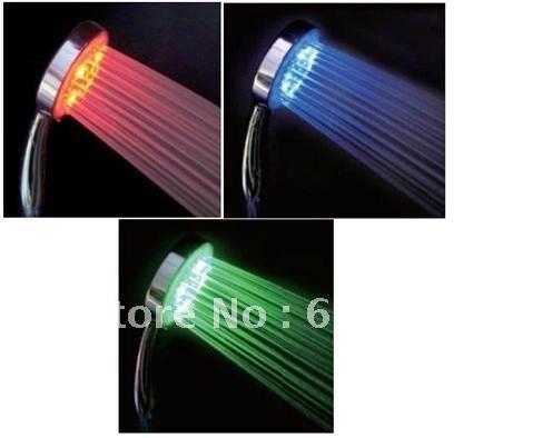 Аксессуар для душевой насадки LED 3 , B120 аксессуар для душевой насадки oem abs al s001