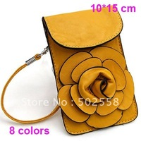 Монетница 2013 new lady fashion flower coin purse cute bags