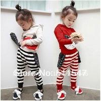 X2 Free Shipping Boys' Fashion  Denim Trousers  / Children's Pants