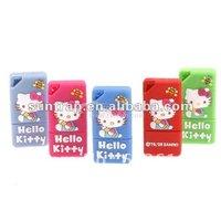 promotional 2-32GB high-quality originality PVC Hello Kitty USB flash drive low cost