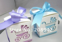 Best selling! EMS Free shipping! 200pcs/lot Christmas box ,wedding candy box . Retail/wholesale